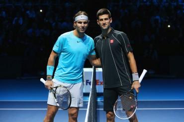 Djokovic, Nadal y Nalbandian en Argentina