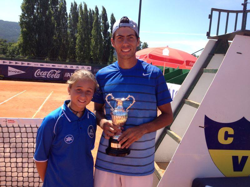 Mateo Martínez (Foto: TopSpin SpainAcademy)