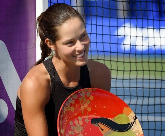 Ana Ivanovic campeona en Tokio Foto: Getty Images