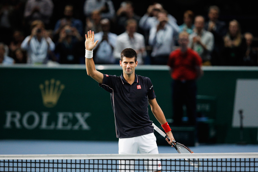 Novak Dkokovic está a un triunfo de los 600 en carrera (Foto: Getty Images)