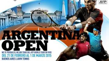 Esta será la 15°edición del torneo. Foto: Argentina Open