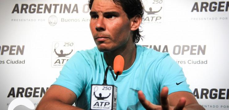 Rafa Nadal y sus reflexiones