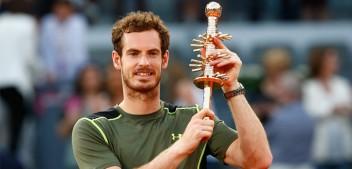 Andy Murray, entre números y sueños