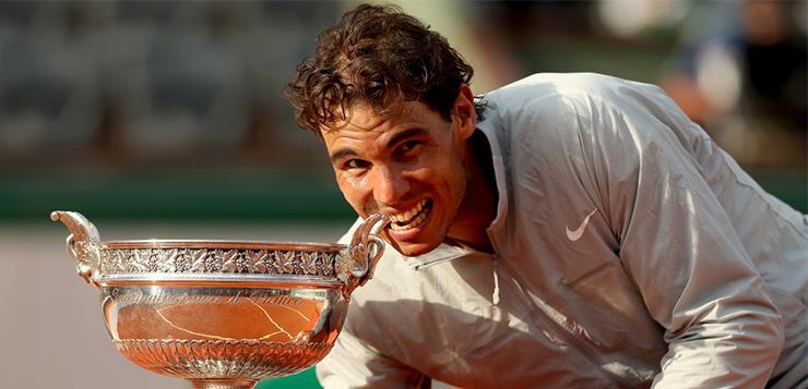 """""""Roland Garros debe poner a Rafa entre los cuatro primeros preclasificados"""""""
