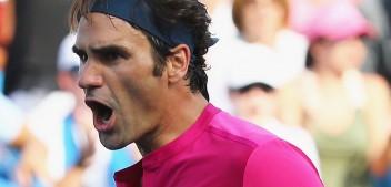 Roger Federer y el tenis