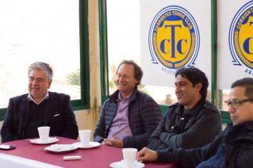 El tenis pone primera en Corrientes