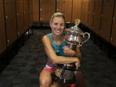 Angelique Kerber: la sorpresa más grande en un torneo de sorpresas