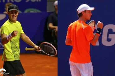 Schwartzman y Olivo le ponen emoción al Argentina Open