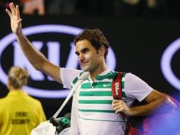 Federer no estará en Indian Wells
