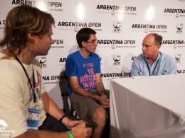"""Miguel Nido: """"Superar el main draw del Argentina Open 2016 será difícil"""""""