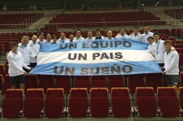 Copa Davis Argentina vs Polonia