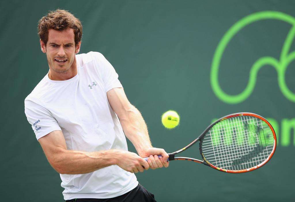 Andy Murray en el Miami Open