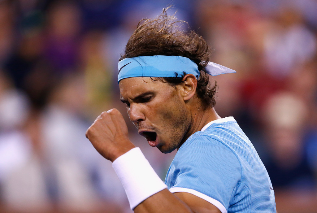 Rafael Nadal, segunda ronda Indian Wells