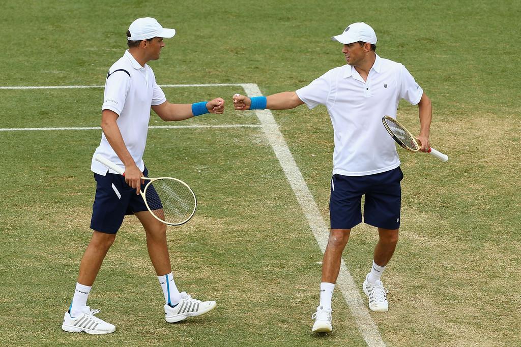 Mike y Bob Bryan, Copa Davis