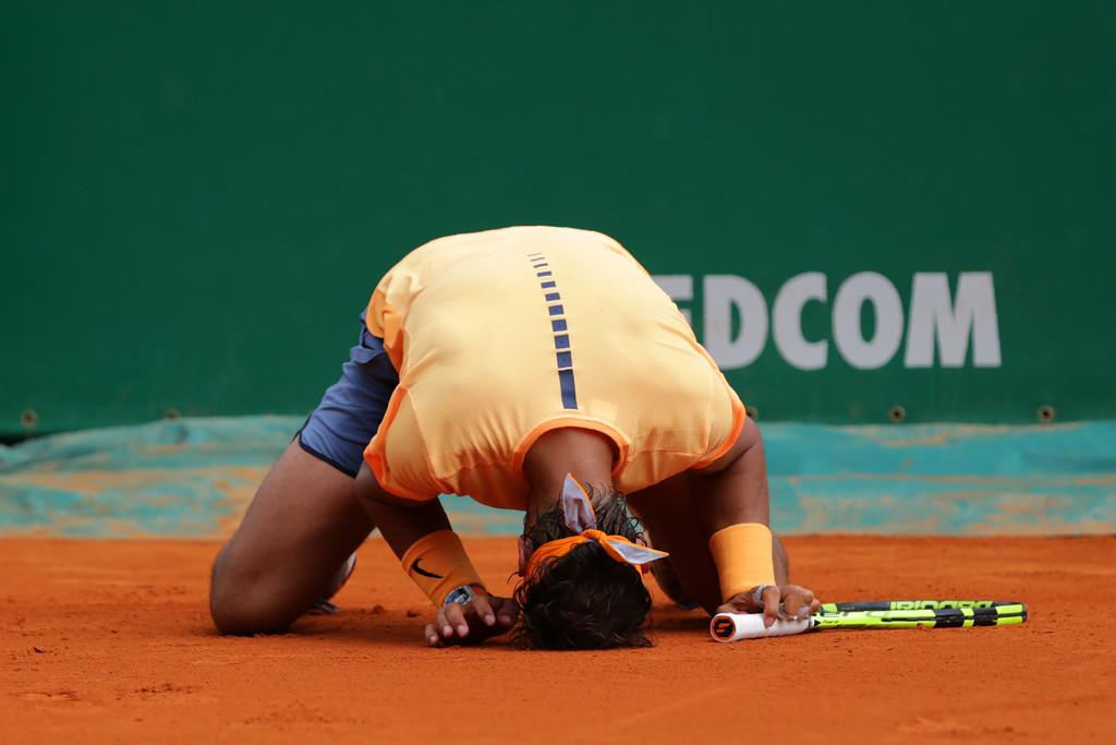 Rafael Nadal, campeón de Montecarlo por novena vez