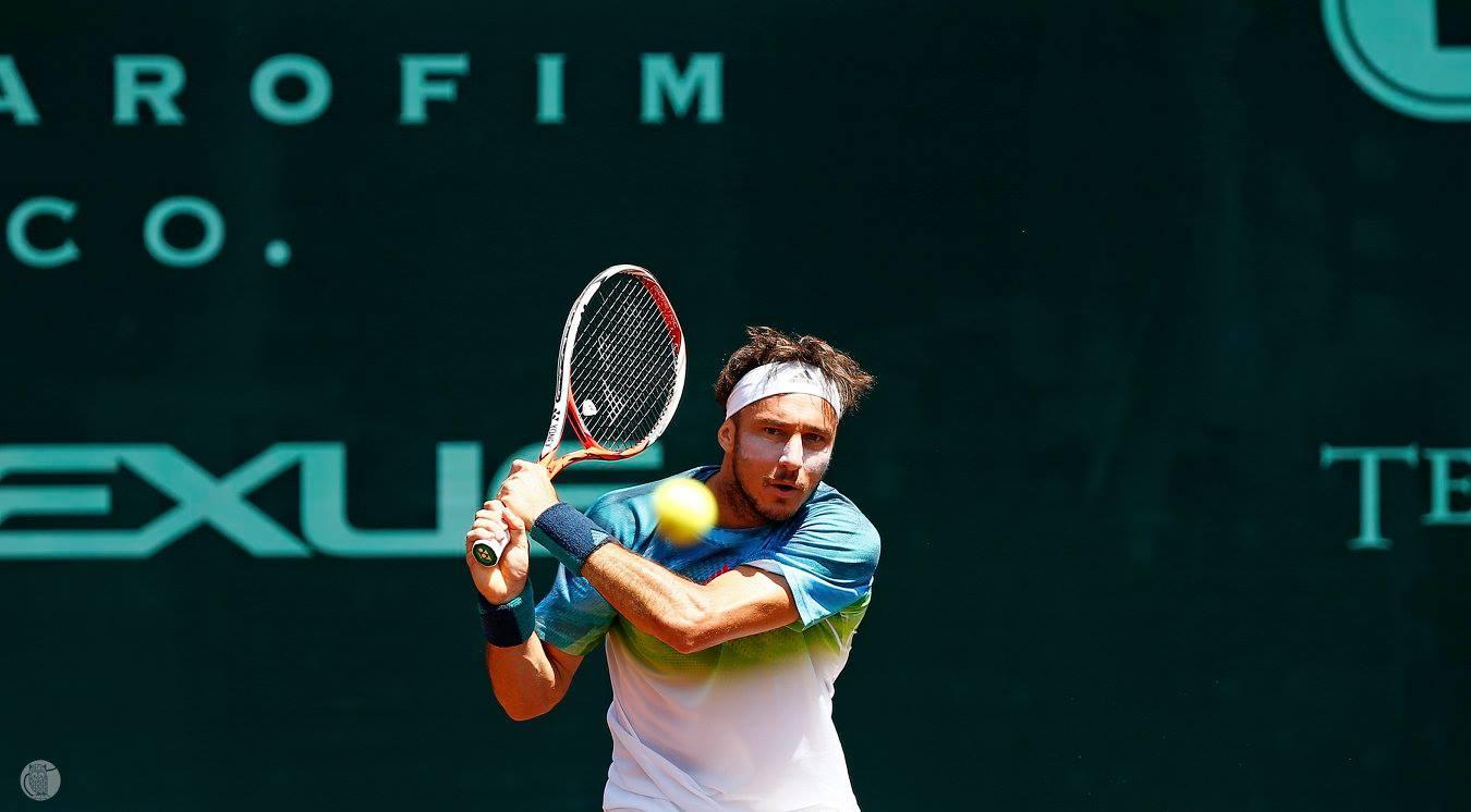 Juan Mónaco avanzó a las semifinales de Houston