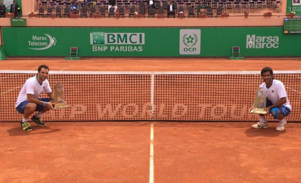 Durán y González campeones en Marrakech
