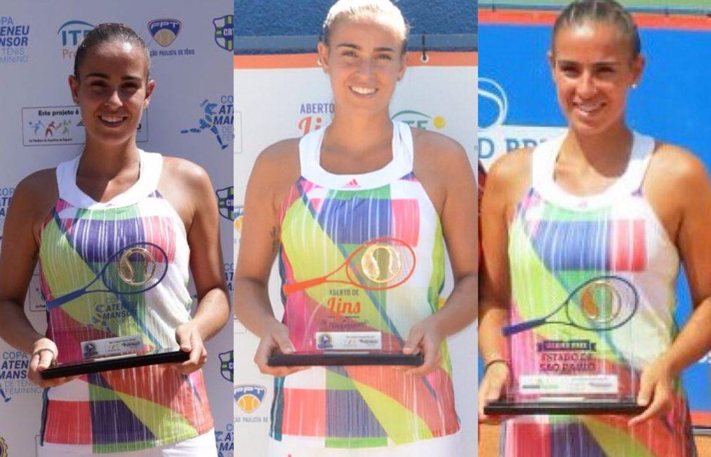 Paula Ormaechea, campeona tres semanas consecutivas