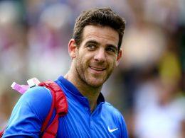 Vallverdu con del Potro para Wimbledon