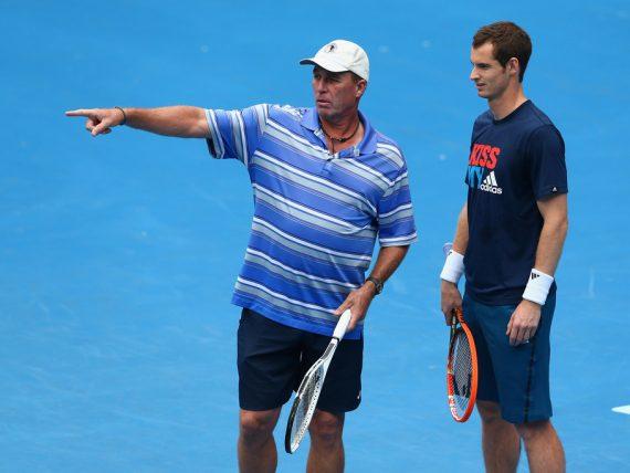 Murray de vuelta con Lendl