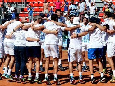 Copa Davis – Argentina, a puro corazón