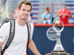 Andy Murray se bajó de Toronto