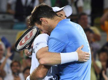 Murray y del Potro, dos hombres de oro en Rio 2016