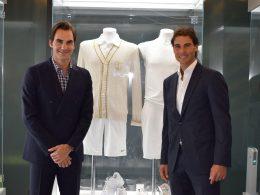 Federer, Nadal y una ola de nostalgia