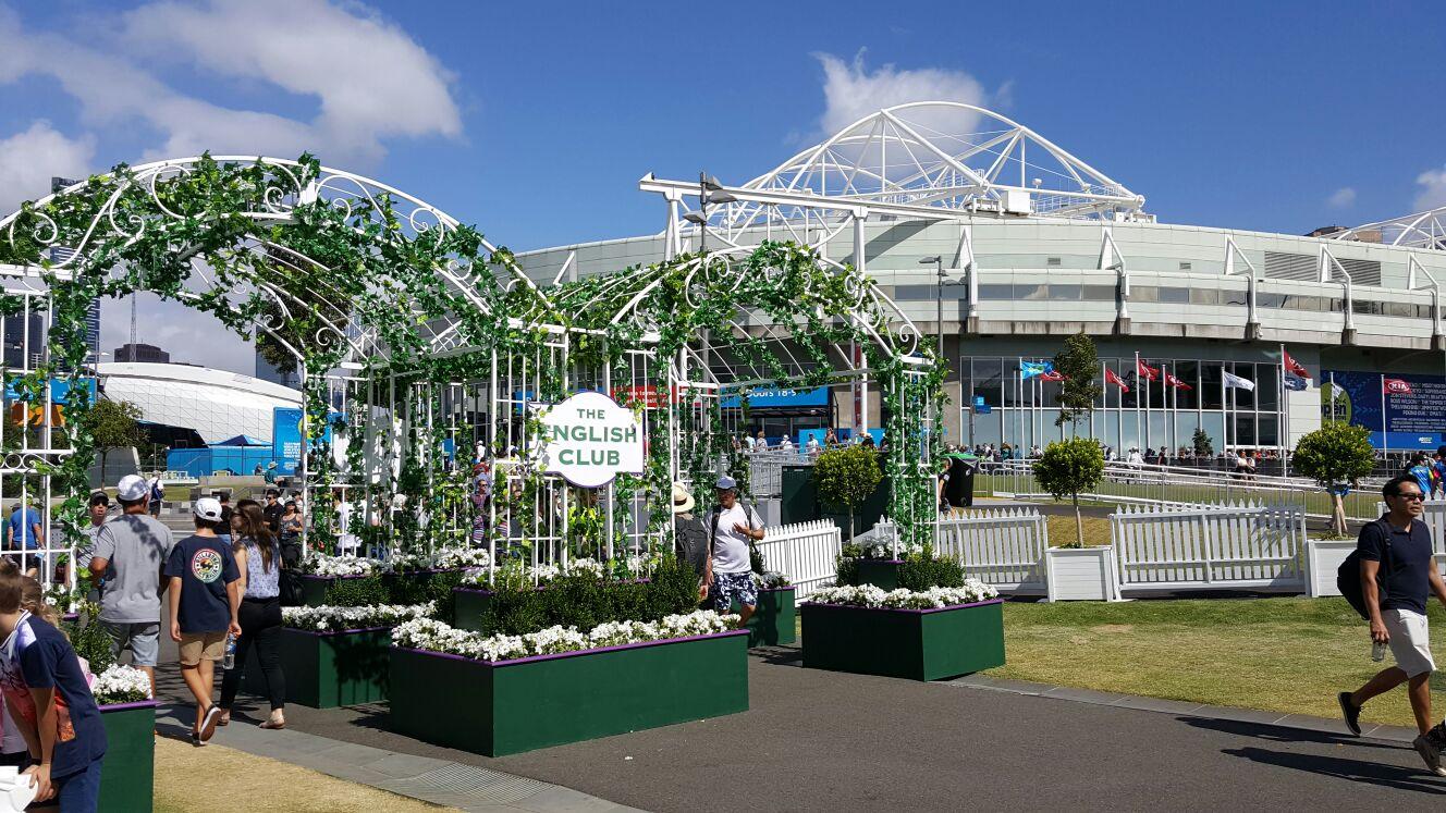 Melbourne Park, Australian Open