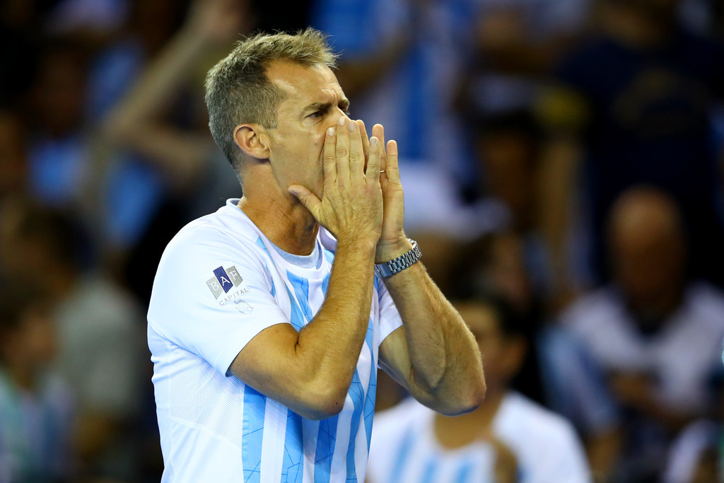 Daniel Orsanic, el capitán argentino de Copa Davis