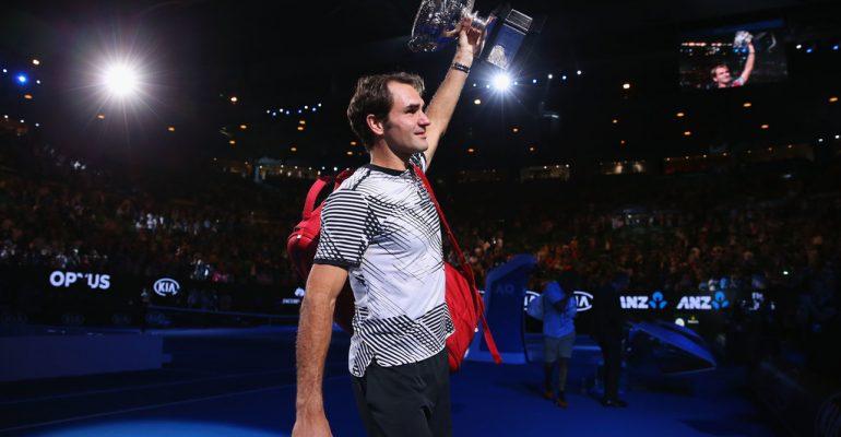 Federer, Nadal y una final inolvidable