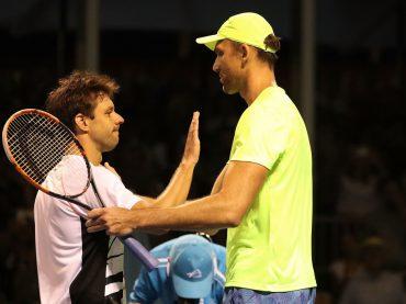 El Australian Open, en marcha