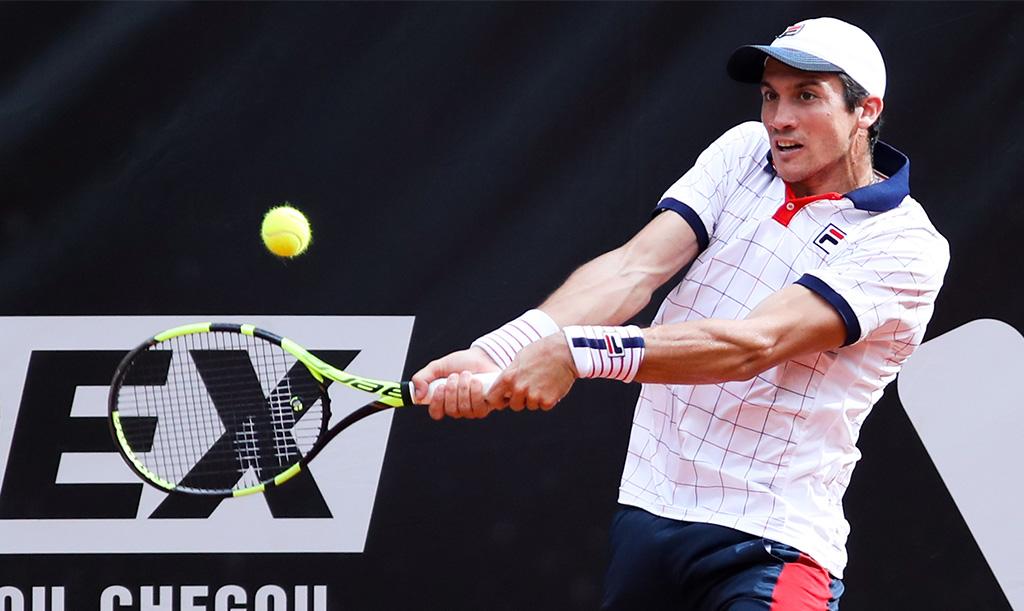 Facundo Bagnis ya está en la segunda ronda de Indian Wells