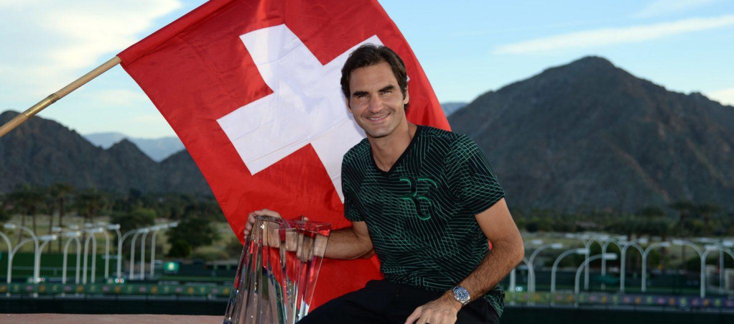 El regreso inspirador de Roger Federer