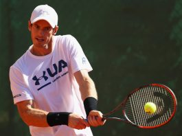 Andy Murray en Montecarlo