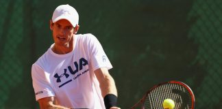 Andy Murray en Montecarlo