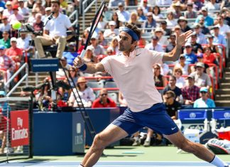 Roger Federer en Montreal