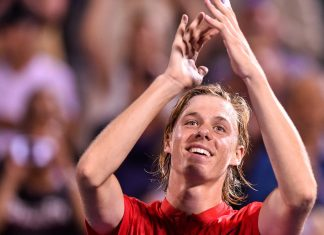 Denis Shapovalov en la Coupe Rogers